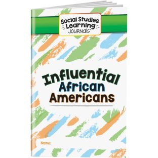 Social Studies Learning Journals™ - Influential African Americans - 24 journals