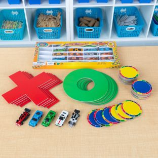 Indoor Recess Rug Manipulatives