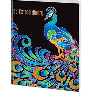 Be Extraordinary Journals  Intermediate - 12 journals