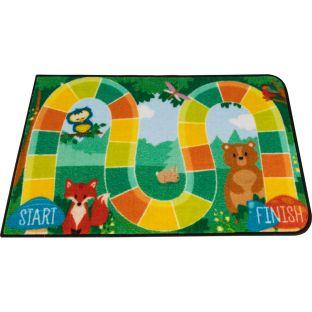 Trail Game Rug - 1 rug