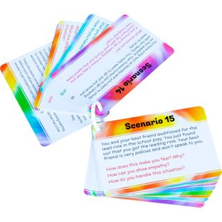 Social Skills Discussion Cards