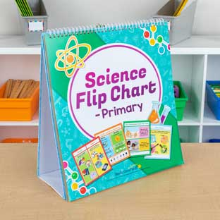 Science Flip Chart  Primary