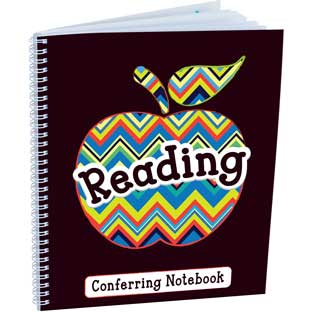 Conferring Notebook – Reading - 1 notebook, 49 tabs