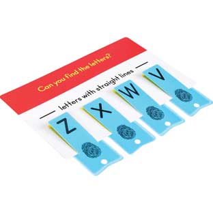 Alphabet Clips And Task Cards