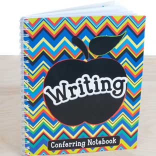 Conferring Notebook - Writing - 1 notebook