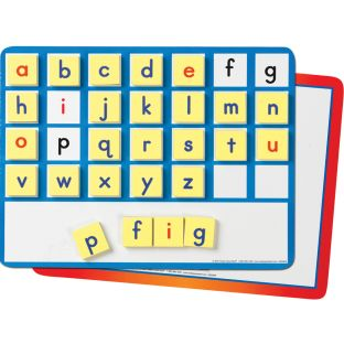 Magnetic Word-Building - 6-Student Set