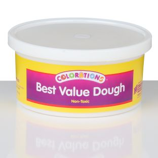 Shocking Halloween Dough - 1 lb. dough