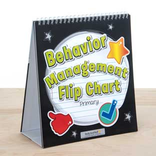 Behavior Management Flip Chart - Primary - 1 flip chart