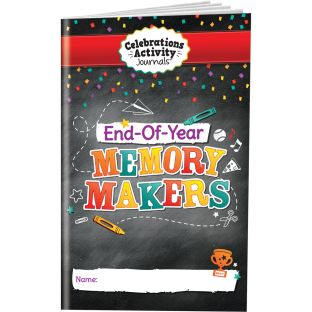 Celebrations Activity Journals™ - End-Of-Year Memory Makers