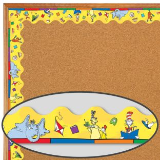 Dr. Seuss™ Extra Wide Border Trim