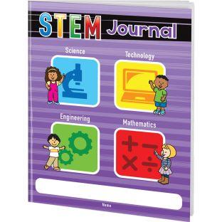 STEM Journals – Grades K–1 - 12 journals