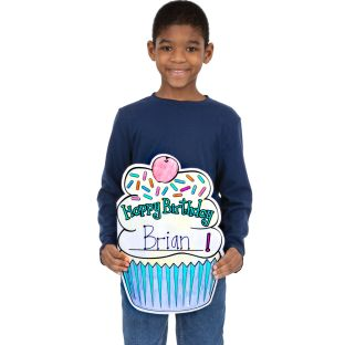 Ready-To-Decorate® Cupcake Birthday Cards - 24 cards