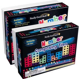Number Composing Tile Kit