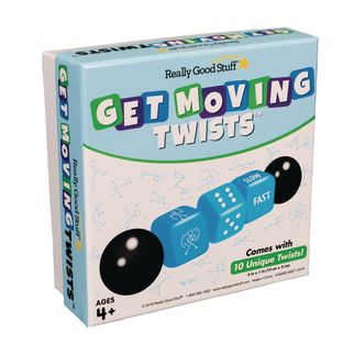 Get Moving Twists™ - 10 twists