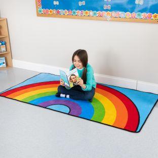 Rainbow Rug - 1 rug
