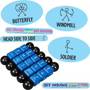 Get Moving Kit - 1 multi-item kit
