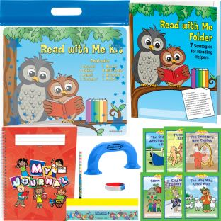 Read With Me Kit - Grades K-2 - 1 multi-item kit