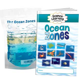 The Ocean Zones Kit - 1 multi-item kit