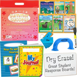 Summer Success Kit - ELA - First Grade Readiness