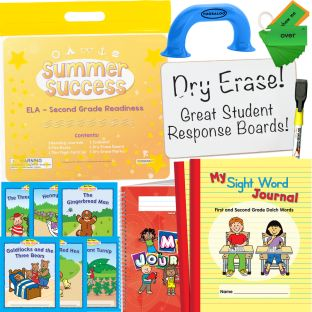 Summer Success Kit - ELA - Second Grade Readiness