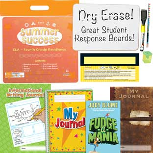 Summer Success Kit - ELA - Fourth Grade Readiness