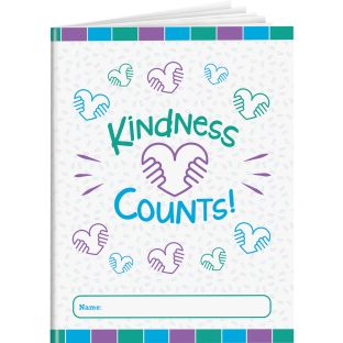 Kindness Counts Journals - 12 journals