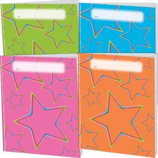 Neon Pop Journals - 4 Colors