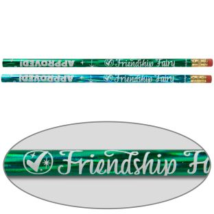 Friendship Fairy Pencils  12 Pack
