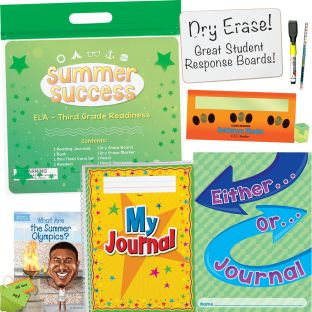 Summer Success Kit - ELA - Third Grade Readiness - 1 multi-item kit