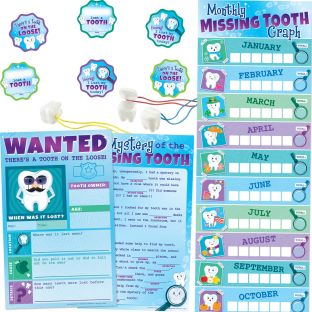 Missing Tooth Kit - 1 multi-item kit