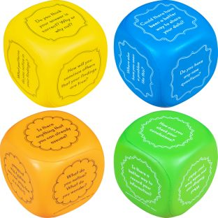 Intermediate Science Inquiry Cubes – 4-Pack