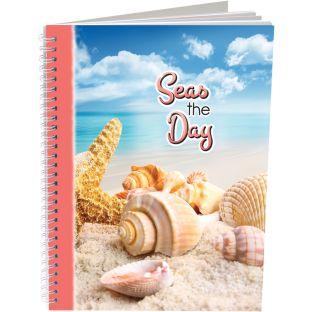 Let's Shell-ebrate 'Seas' The Day Teacher Journal