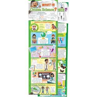 Citizen Science Double-Sided Banner - 1 banner