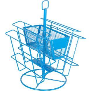 Revolving Dry Erase Rack