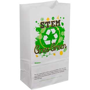 Go Green Paper Bags