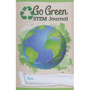 Go Green STEM Journals™ - 24 journals