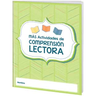MORE Activities For Spanish Reading Comprehension Journal (MÁS Actividades de comprensión lectora) - 12 journals
