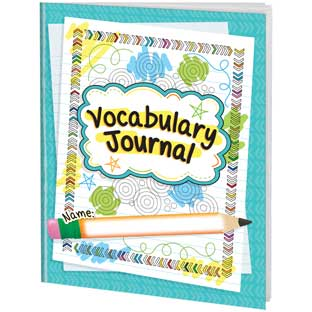 Vocabulary Journals - Primary