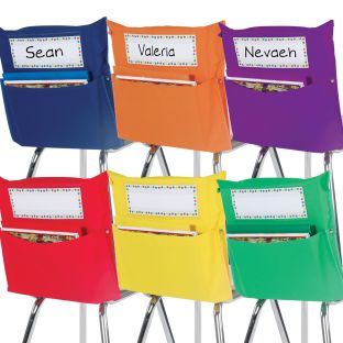 Store More® Grouping Chair Pockets - Set Of 6