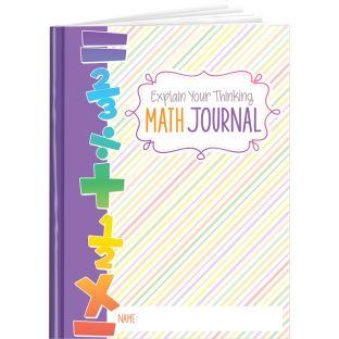 Explain Your Thinking Math Journals – Intermediate - 12 journals