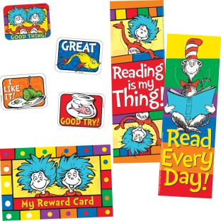 Dr. Seuss™ Classroom Incentive Kit - 1 multi-item kit
