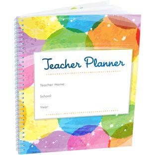 Teacher Planner - 1 planner