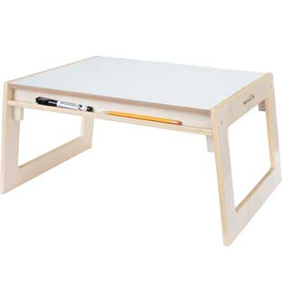 Dry Erase Tray Table - 1 tray table
