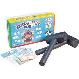 Whack-A-Letter Game
