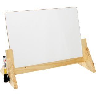 Whiteboard Stand And Whiteboard - 1 stand, 1 board