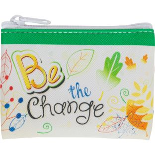 BeLeaf In Yourself Coin Pouch - 1 coin purse
