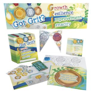 Got Grit? Classroom Kit  Student Set Of 24