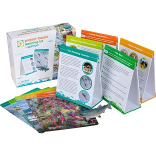 Project-Based Learning Kit  Salmon - 1 multi-item kit