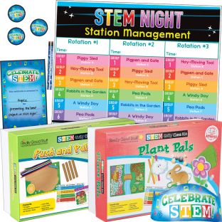 STEM Night Kit - Primary - 1 multi-item kit