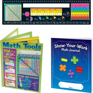 Math Resources Kit - Intermediate